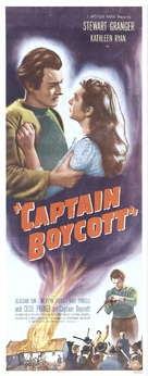 Captain Boycott - Movie Poster (xs thumbnail)