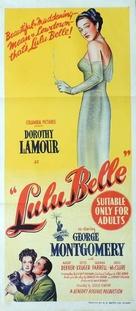 Lulu Belle - Australian Movie Poster (xs thumbnail)