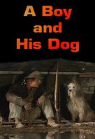 A Boy and His Dog - DVD movie cover (xs thumbnail)