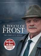 """A Touch of Frost"" - DVD movie cover (xs thumbnail)"