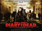Diary of the Dead - British Movie Poster (xs thumbnail)