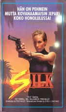 Silk - Finnish VHS cover (xs thumbnail)