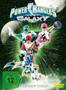 """Power Rangers Lost Galaxy"" - German DVD movie cover (xs thumbnail)"