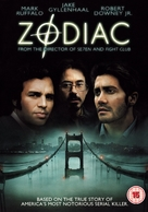 Zodiac - British Movie Cover (xs thumbnail)