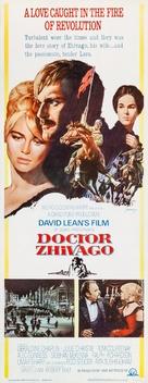 Doctor Zhivago - Movie Poster (xs thumbnail)
