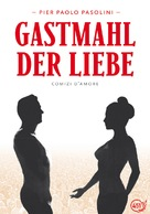 Comizi d'amore - German DVD cover (xs thumbnail)