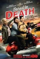 """""""Bored to Death"""" - Movie Poster (xs thumbnail)"""