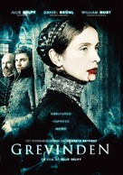 The Countess - Danish Movie Cover (xs thumbnail)