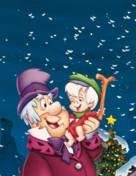 A Flintstones Christmas Carol - Key art (xs thumbnail)
