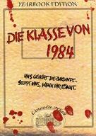 Class of 1984 - Austrian DVD movie cover (xs thumbnail)