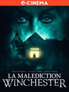 Winchester - French Movie Poster (xs thumbnail)