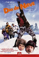 Snow Day - Argentinian DVD cover (xs thumbnail)