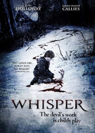 Whisper - Danish poster (xs thumbnail)