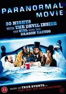 Paranormal Movie - Danish Movie Cover (xs thumbnail)