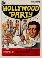 The Party - Italian Movie Poster (xs thumbnail)