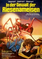 Empire of the Ants - German Movie Poster (xs thumbnail)