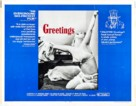 Greetings - Movie Poster (xs thumbnail)