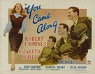 You Came Along - Movie Poster (xs thumbnail)