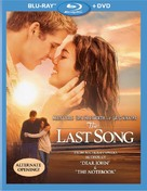 The Last Song - Movie Cover (xs thumbnail)