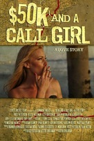 $50K and a Call Girl: A Love Story - British Movie Poster (xs thumbnail)