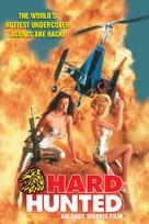 Hard Hunted - DVD cover (xs thumbnail)