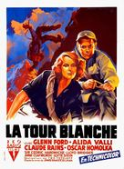 The White Tower - French Movie Poster (xs thumbnail)