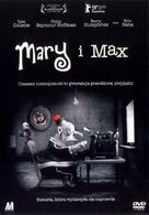 Mary and Max - Polish DVD cover (xs thumbnail)