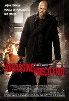 The Mechanic - Brazilian Movie Poster (xs thumbnail)