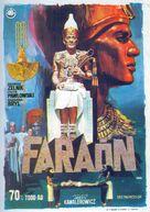 Faraon - Spanish Movie Poster (xs thumbnail)