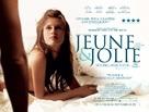 Jeune & jolie - British Movie Poster (xs thumbnail)