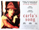 Carla's Song - British Movie Poster (xs thumbnail)