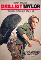 Drillbit Taylor - Argentinian DVD movie cover (xs thumbnail)