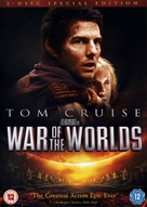 War of the Worlds - British DVD movie cover (xs thumbnail)