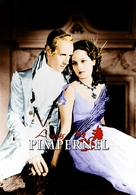 The Scarlet Pimpernel - Hungarian Movie Cover (xs thumbnail)