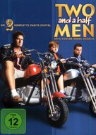 """Two and a Half Men"" - German DVD movie cover (xs thumbnail)"