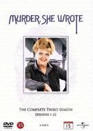 """Murder, She Wrote"" - Danish DVD cover (xs thumbnail)"