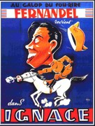 Ignace - French Movie Poster (xs thumbnail)