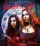 Ginger Snaps - Blu-Ray cover (xs thumbnail)