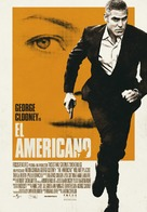 The American - Spanish Movie Poster (xs thumbnail)