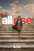 """""""All Rise"""" - Movie Poster (xs thumbnail)"""