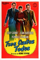 The Talk of the Town - Argentinian Movie Poster (xs thumbnail)