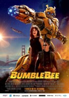 Bumblebee - Slovak Movie Poster (xs thumbnail)