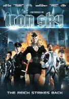Iron Sky - DVD cover (xs thumbnail)