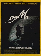Dr. M - French Movie Poster (xs thumbnail)
