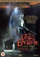 El espinazo del diablo - British DVD movie cover (xs thumbnail)