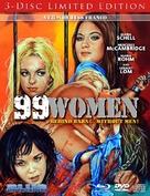 99 mujeres - Blu-Ray movie cover (xs thumbnail)