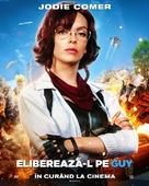 Free Guy - Romanian Movie Poster (xs thumbnail)