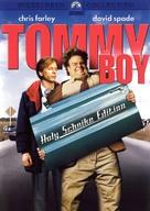 Tommy Boy - DVD cover (xs thumbnail)