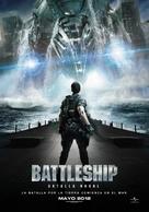 Battleship - Mexican Movie Poster (xs thumbnail)