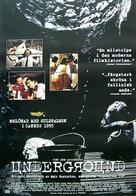 Underground - Swedish Movie Poster (xs thumbnail)